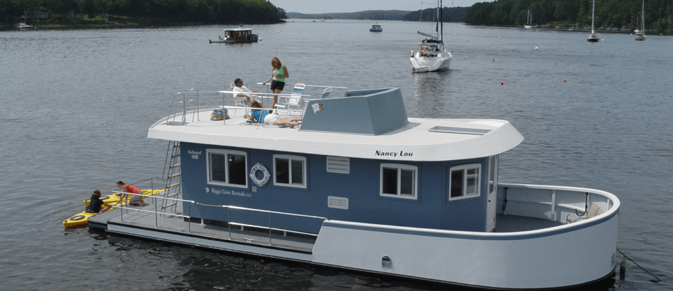 best houseboat vacation