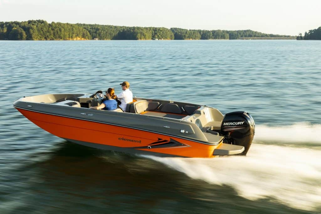 best deck boats