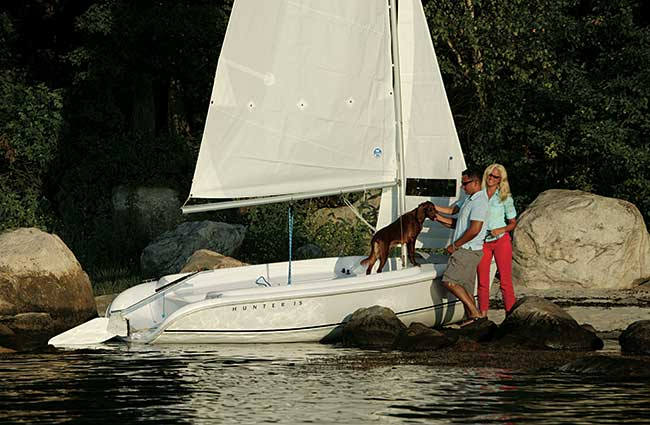 best small sailboat under 20 feet
