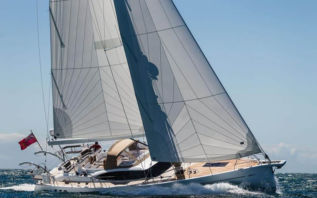 best bluewater sailboats