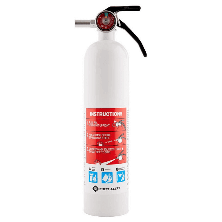boat accessories fire extinguisher