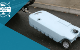 best rv portable waste tank